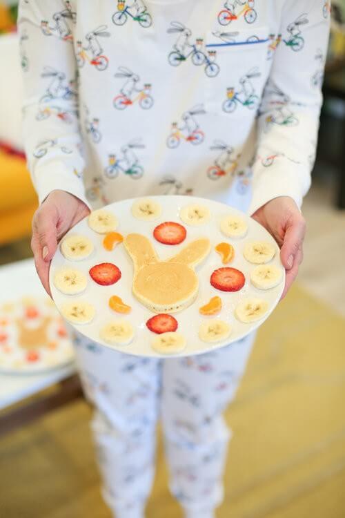 bunny-pancake-stack